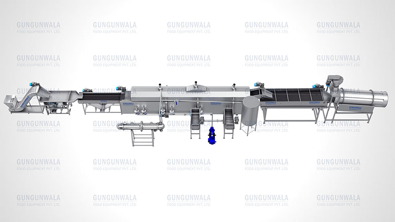 #alt_tagpotato chips production line manufacturers