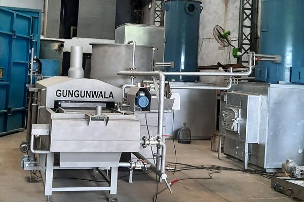 #alt_tagAutomatic Fryer Manufacturer