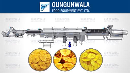 #alt_tagBanana Chips Machine